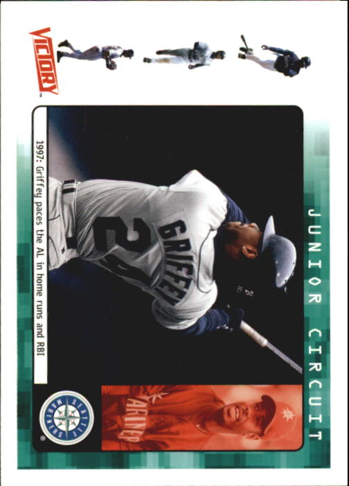2000 Upper Deck Victory #425 Ken Griffey Jr. JC