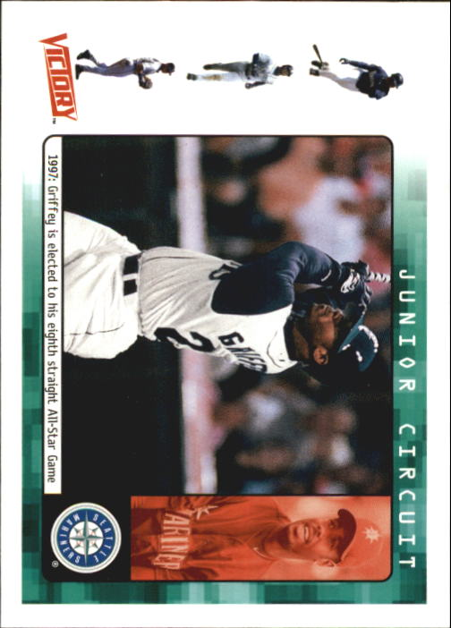 2000 Upper Deck Victory #427 Ken Griffey Jr. JC