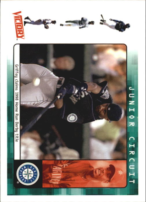 2000 Upper Deck Victory #431 Ken Griffey Jr. JC