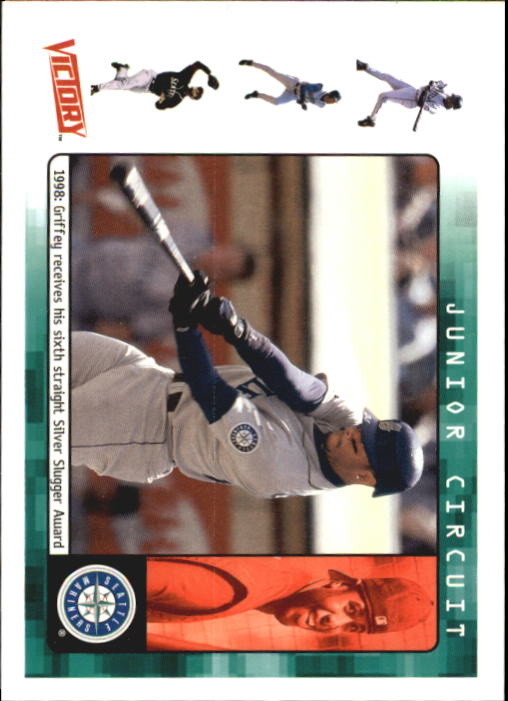 2000 Upper Deck Victory #434 Ken Griffey Jr. JC