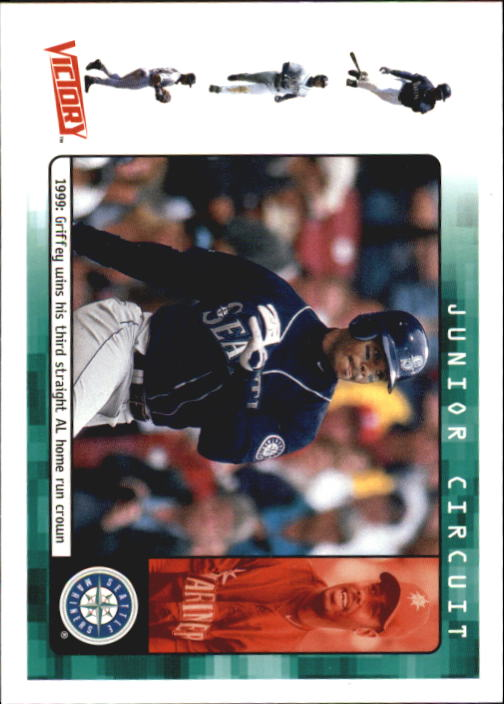 2000 Upper Deck Victory #435 Ken Griffey Jr. JC