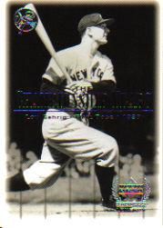 2000 Upper Deck Yankees Legends #70 Lou Gehrig '36 TCY