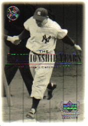 2000 Upper Deck Yankees Legends #79 Yogi Berra '51 TCY