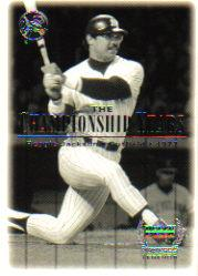2000 Upper Deck Yankees Legends #86 Reggie Jackson '77 TCY