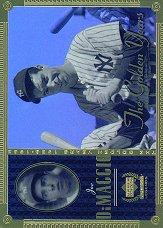 2000 Upper Deck Yankees Legends Golden Years #GY1 Joe DiMaggio