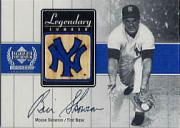 2000 Upper Deck Yankees Legends Legendary Lumber #MSLL Moose Skowron