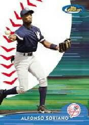 2000 Finest Refractors #240 Alfonso Soriano