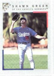 2000 Topps Gallery #20 Shawn Green