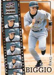 2000 Paramount Season in Review #12 Craig Biggio