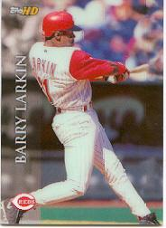 2000 Topps HD #10 Barry Larkin