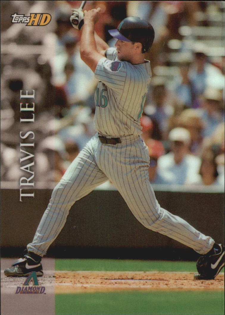 2000 Topps HD #56 Travis Lee