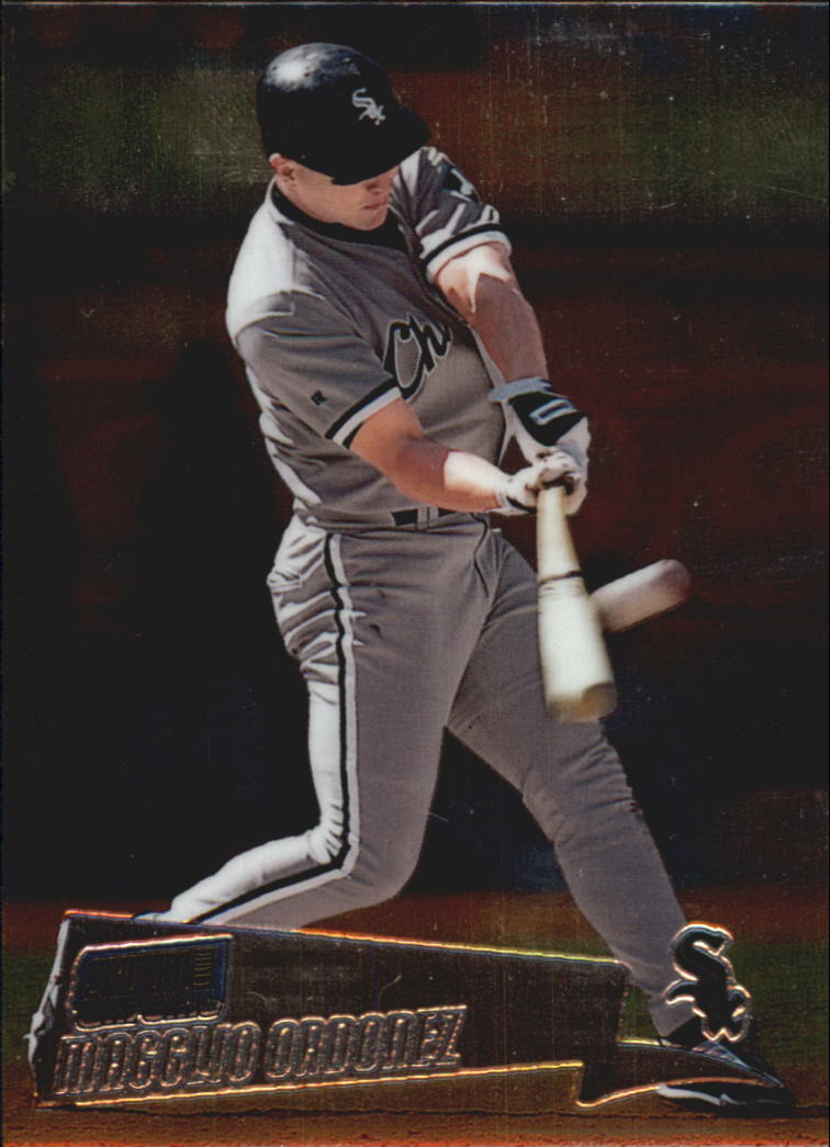 2000 Stadium Club Chrome #33 Magglio Ordonez