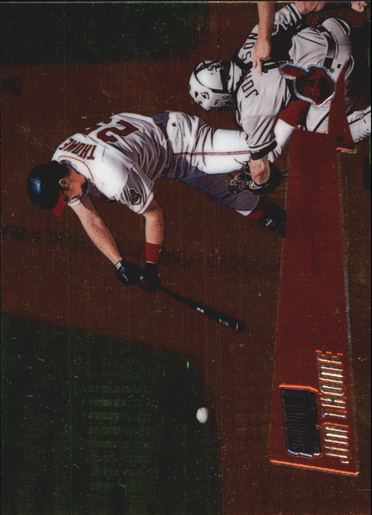 2000 Stadium Club Chrome #123 Jim Thome