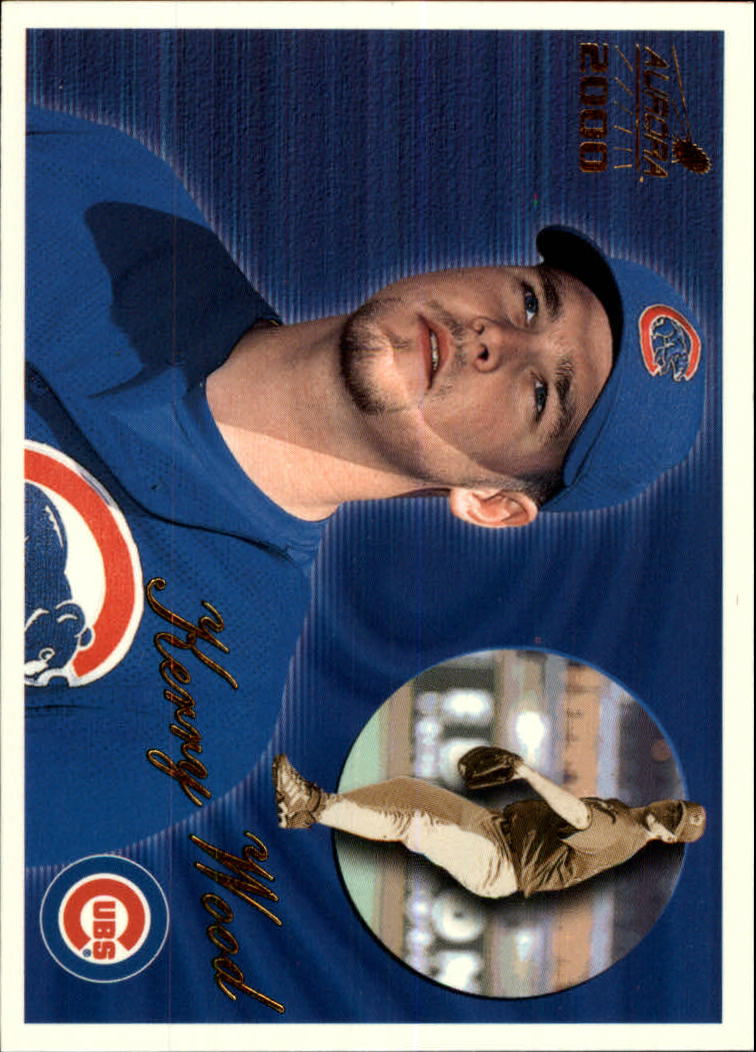 2000 Aurora #28 Kerry Wood
