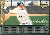 2000 Aurora Dugout View Net Fusions #14 Derek Jeter