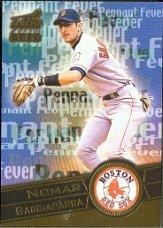 2000 Aurora Pennant Fever #5 Nomar Garciaparra front image