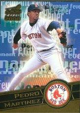 2000 Aurora Pennant Fever #6 Pedro Martinez