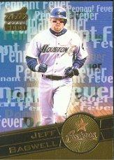2000 Aurora Pennant Fever #10 Jeff Bagwell