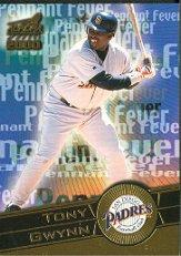 2000 Aurora Pennant Fever #16 Tony Gwynn front image