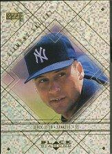 2000 Black Diamond Gallery #G1 Derek Jeter
