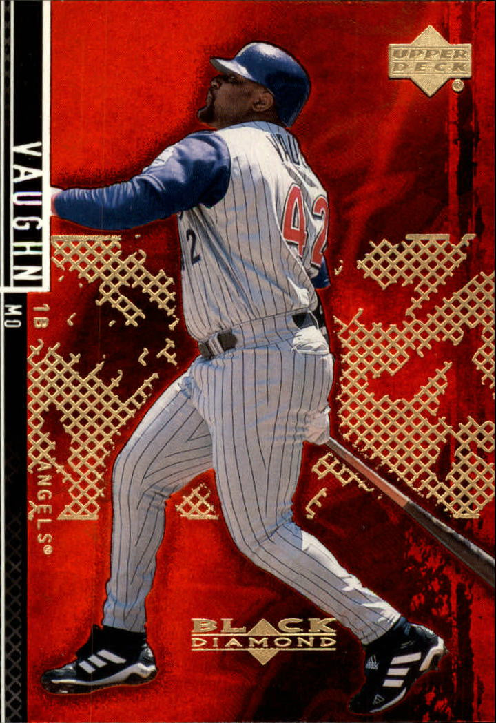 2000 Black Diamond Rookie Edition #2 Mo Vaughn