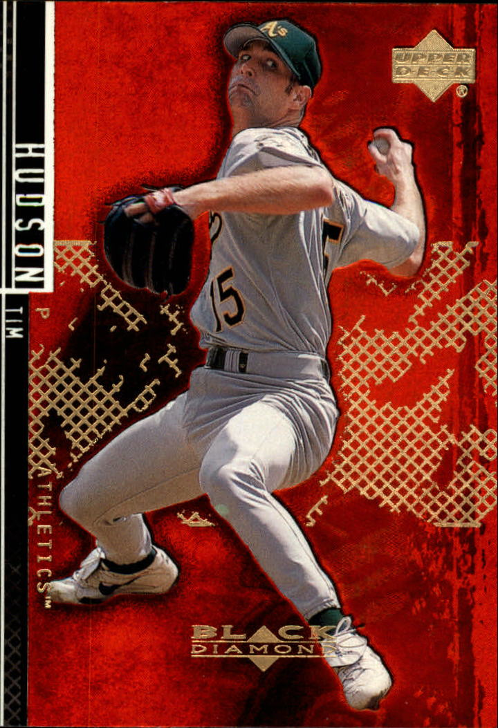 2000 Black Diamond Rookie Edition #5 Tim Hudson