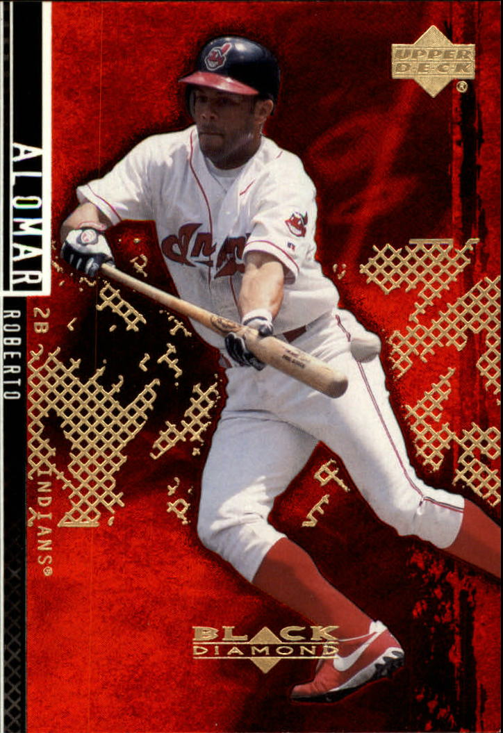 2000 Black Diamond Rookie Edition #14 Roberto Alomar