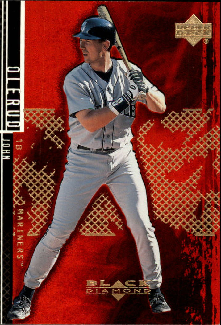 2000 Black Diamond Rookie Edition #18 John Olerud