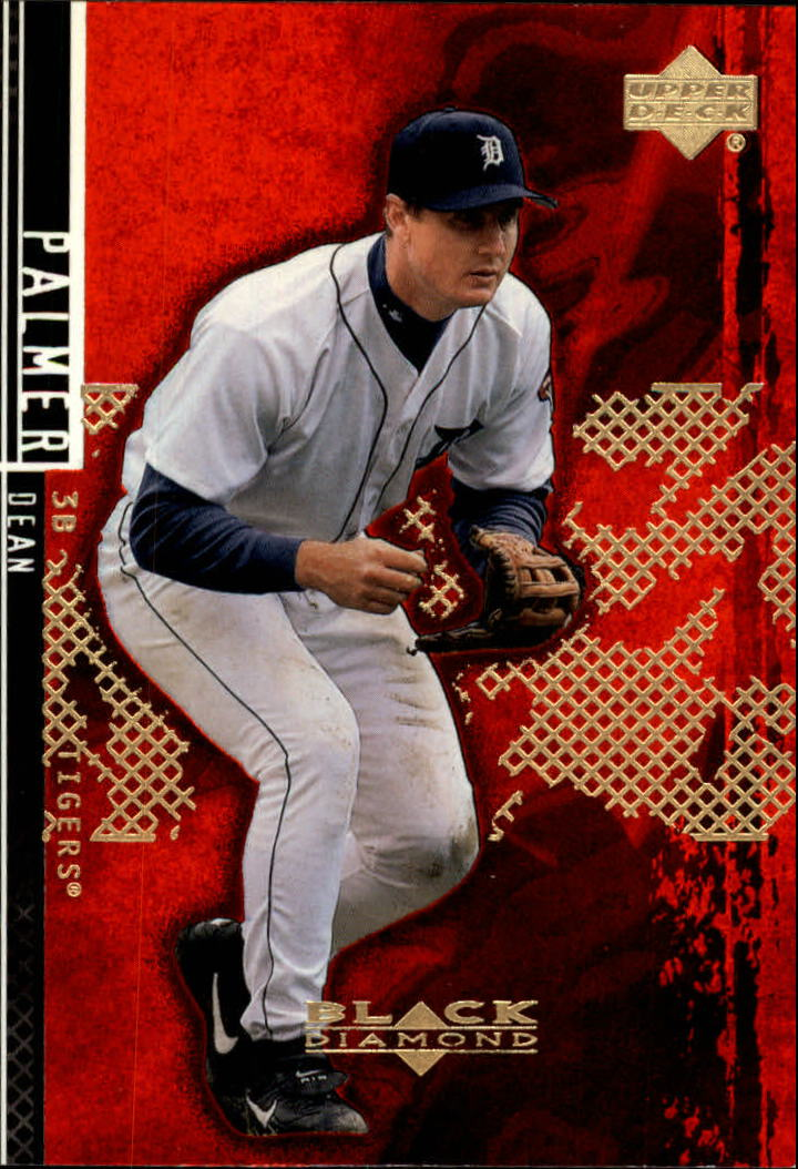 2000 Black Diamond Rookie Edition #31 Dean Palmer