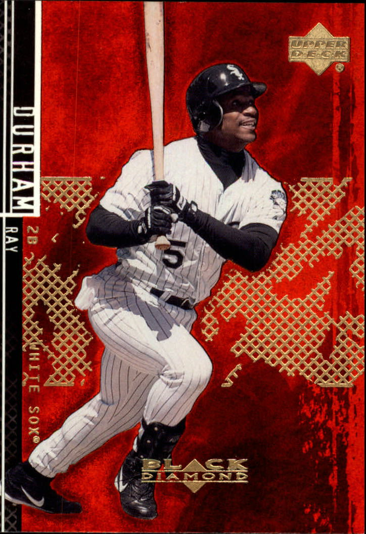 2000 Black Diamond Rookie Edition #38 Ray Durham