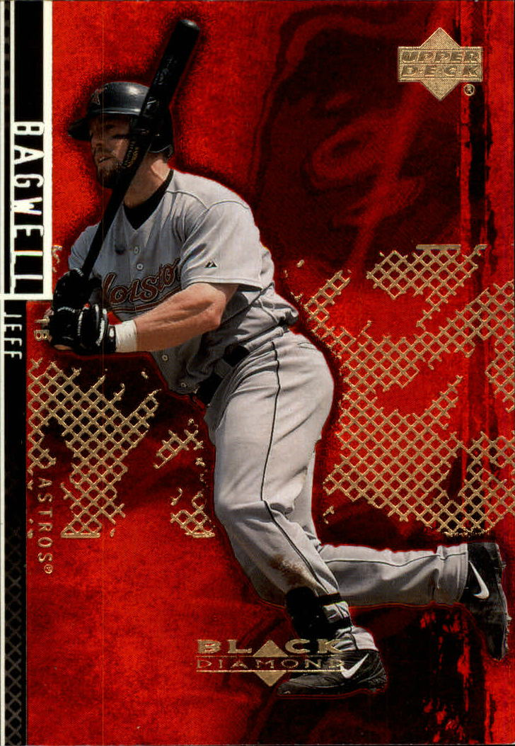 2000 Black Diamond Rookie Edition #45 Jeff Bagwell