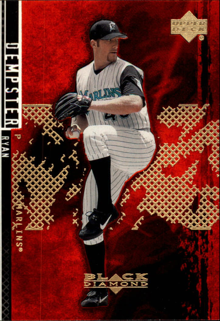 2000 Black Diamond Rookie Edition #68 Ryan Dempster