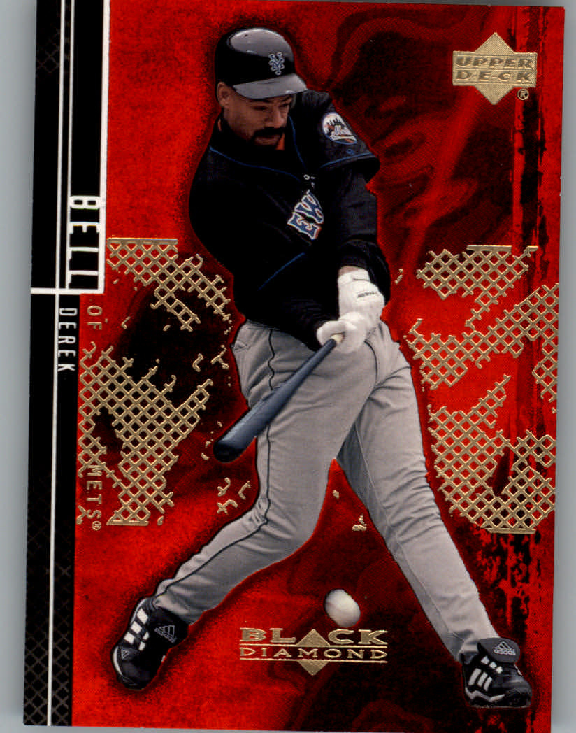 2000 Black Diamond Rookie Edition #74 Derek Bell