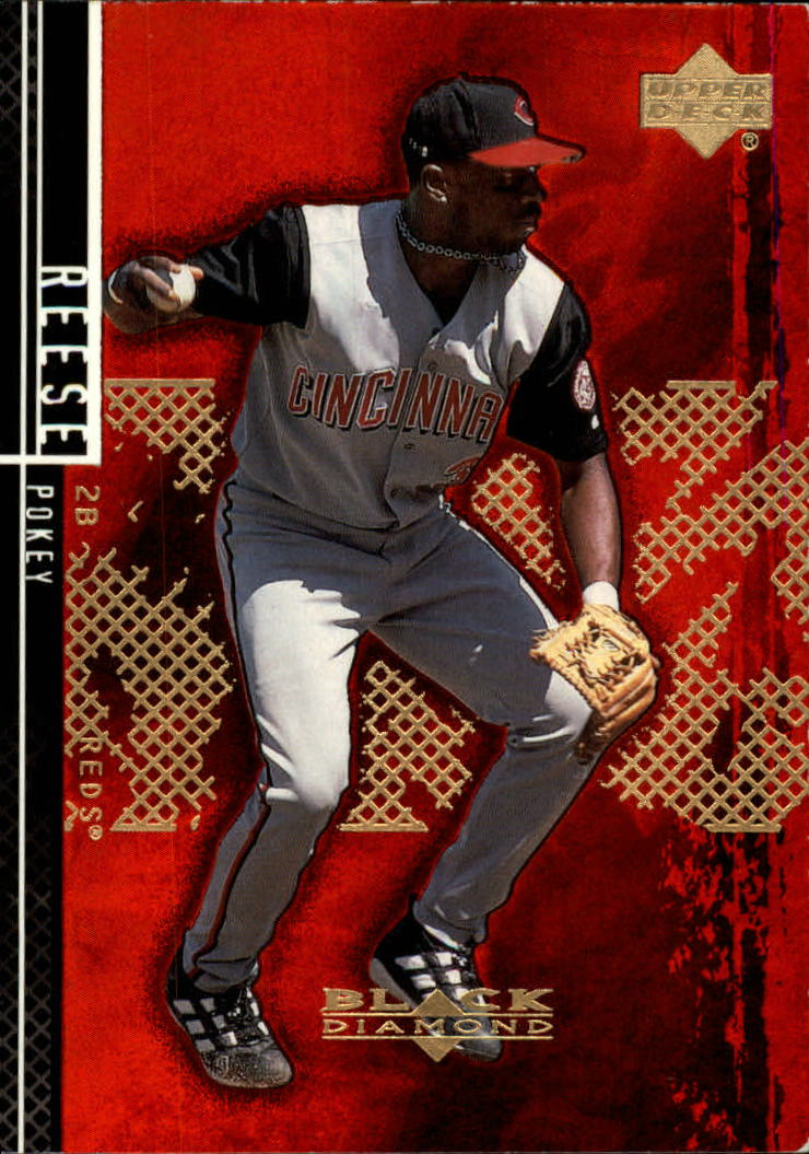 2000 Black Diamond Rookie Edition #84 Pokey Reese