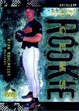 2000 Black Diamond Rookie Edition #95 Ryan Kohlmeier RC