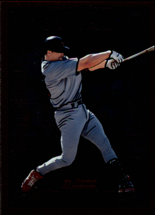 2000 Bowman Major Power #MP1 Mark McGwire