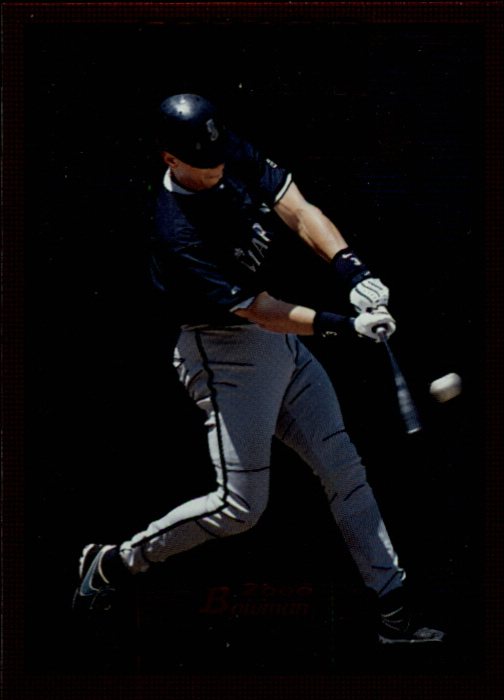 2000 Bowman Major Power #MP3 Alex Rodriguez