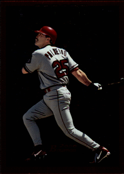 2000 Bowman Major Power #MP5 Rafael Palmeiro