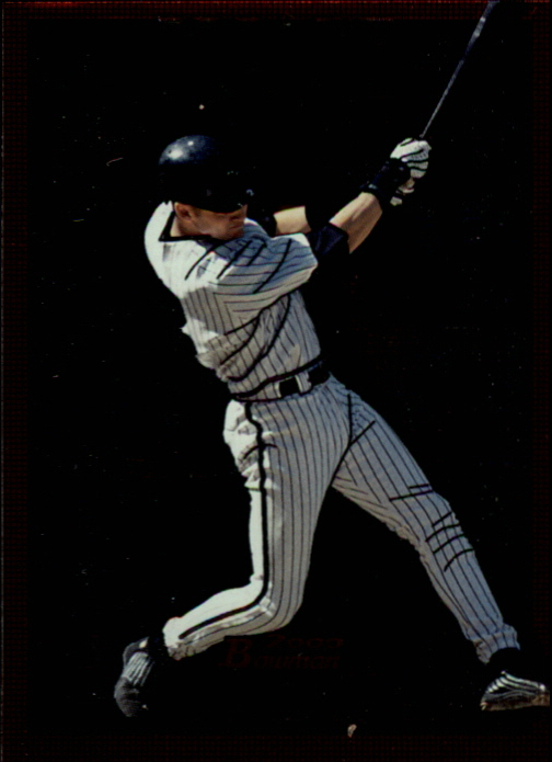 2000 Bowman Major Power #MP9 Derek Jeter