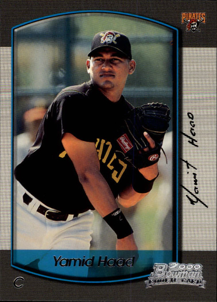 2000 Bowman Draft #26 Yamid Haad
