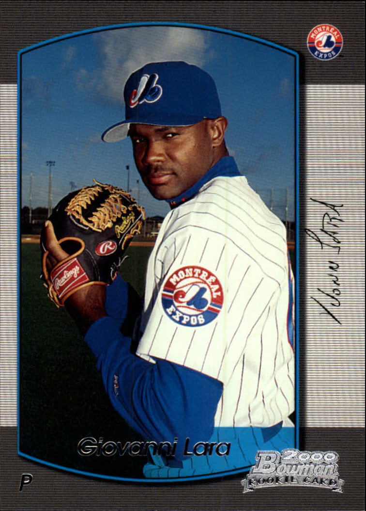 2000 Bowman Draft #47 Yovanny Lara RC