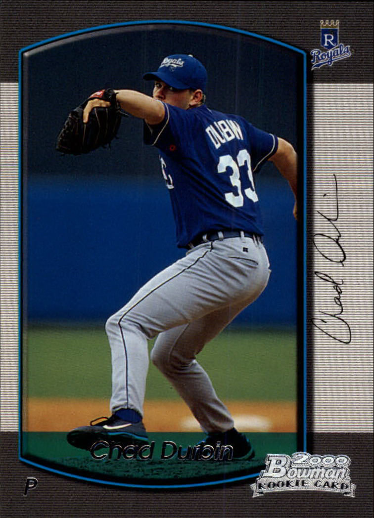 2000 Bowman Draft #59 Chad Durbin RC