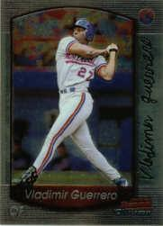 2000 Bowman Chrome #1 Vladimir Guerrero
