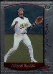 2000 Bowman Chrome #19 Miguel Tejada
