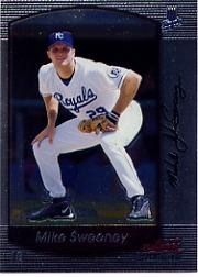 2000 Bowman Chrome #98 Mike Sweeney