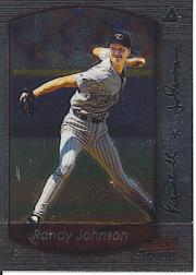 2000 Bowman Chrome #100 Randy Johnson