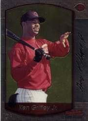 2000 Bowman Chrome #122 Ken Griffey Jr.