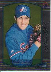 2000 Bowman Chrome #181 Matt Blank
