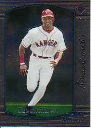 2000 Bowman Chrome #229 Ruben Mateo