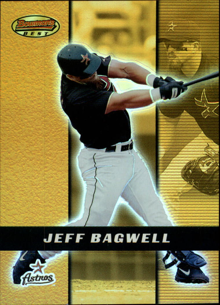 2000 Bowman's Best #10 Jeff Bagwell